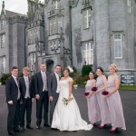 kinnity castle wedding photography couple dublin