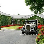 keadeen hotel car entrance