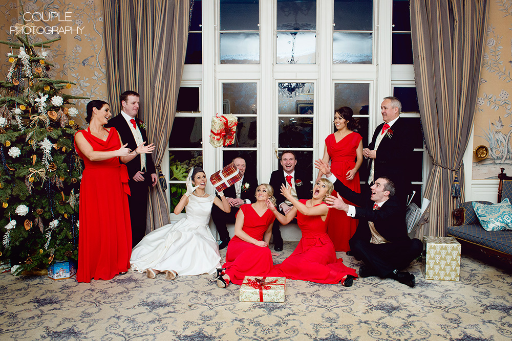 bridal party lough rynn