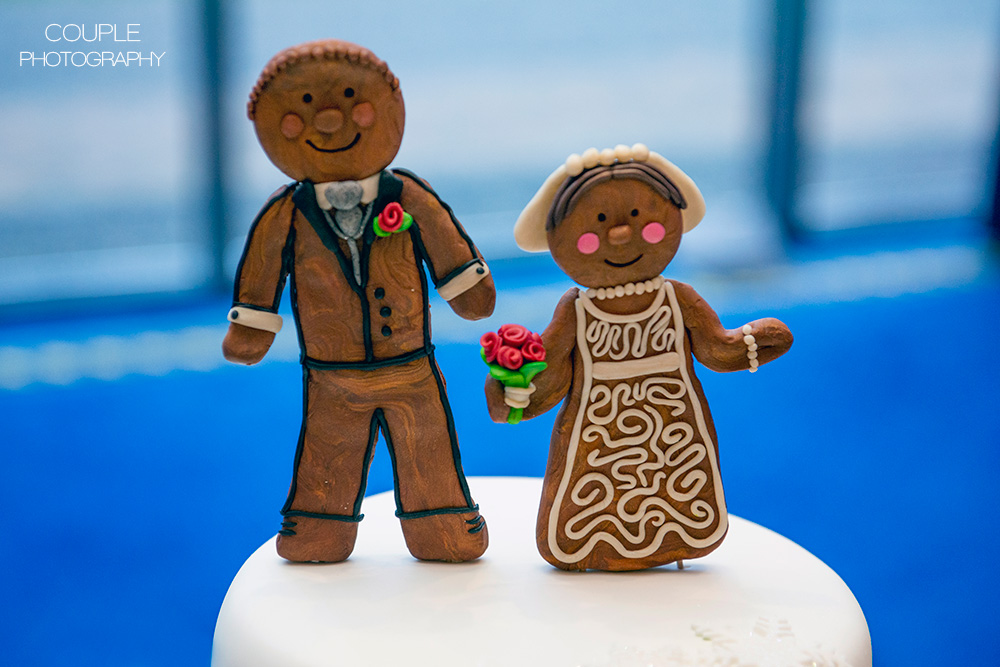 gingerbread men cake toppers