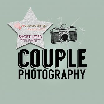 We've Been Shortlisted as Wedding Photographers of The Year 2016!