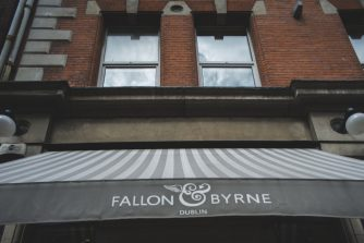 fallon and byrne wedding dublin