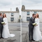 castle, durrow, wedding, vintage, bright, natural, bride, groom