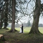 rathsallagh, trees, bride, groom