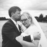 photo of birde and groom in cornfield at clanard court wedding, couple photography, irish weddings