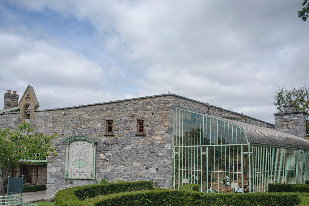 orangery at cliff at lyons wedding