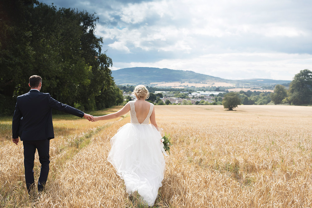 wedding photography tinakilly country house hotel