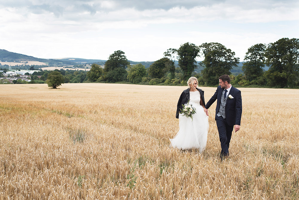 natural wedding photographer tinakilly country house hotel