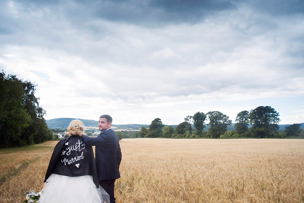 getting married at tinakilly country house hotel
