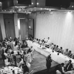 the wedding speeches, Osprey Hotel Wedding