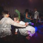 guests dancing, Osprey Hotel Wedding