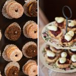 sweet treats at Cabra Castle Wedding
