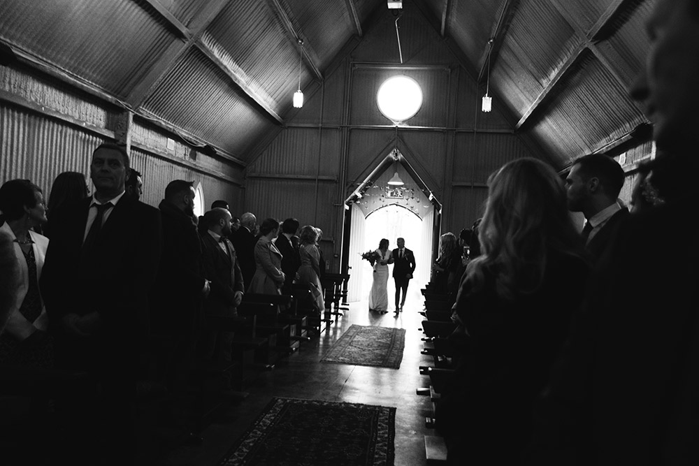 getting married at the barn in mount druid