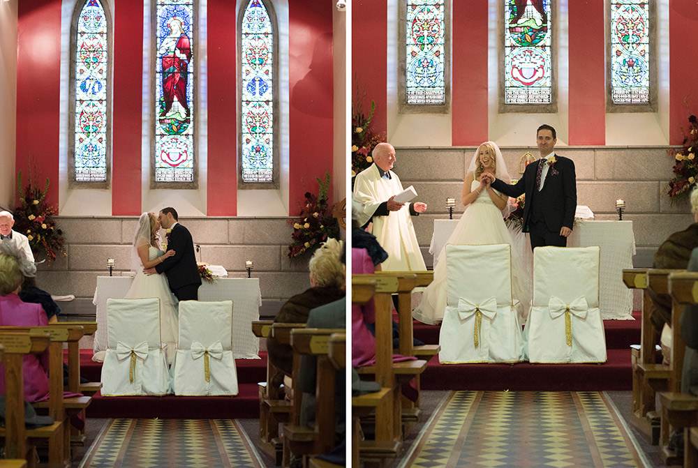saint brigids church wedding