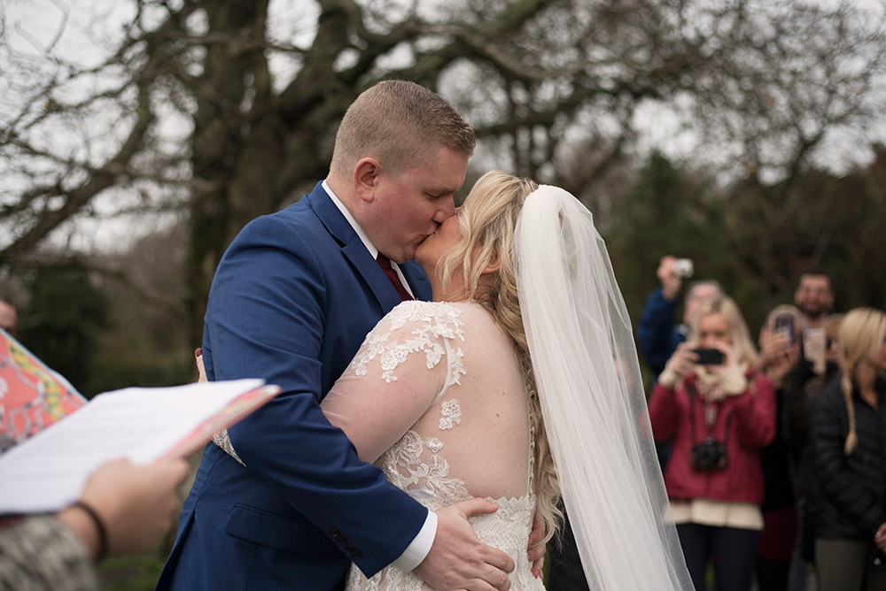 just married in ireland