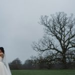 rathsallagh house wedding photo by the tree