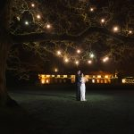 night time wedding photos rathsallagh house