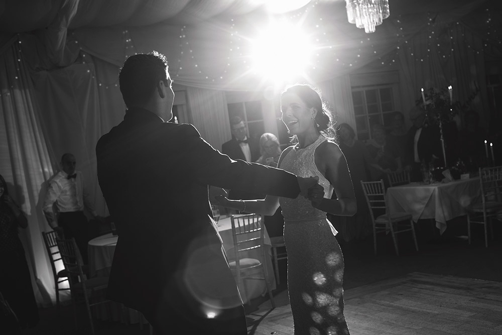 first dance rathsallagh house