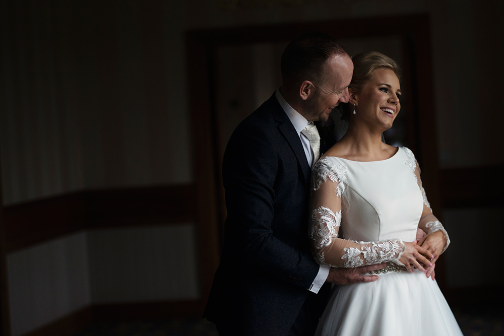 wedding photographer recommended knightsbrook hotel