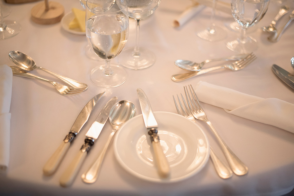 rathsallagh house table settings