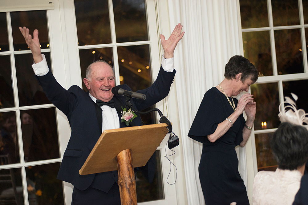 speeches at rathsallagh house wedding