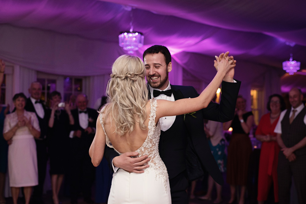 first dance rathsallagh house wedding