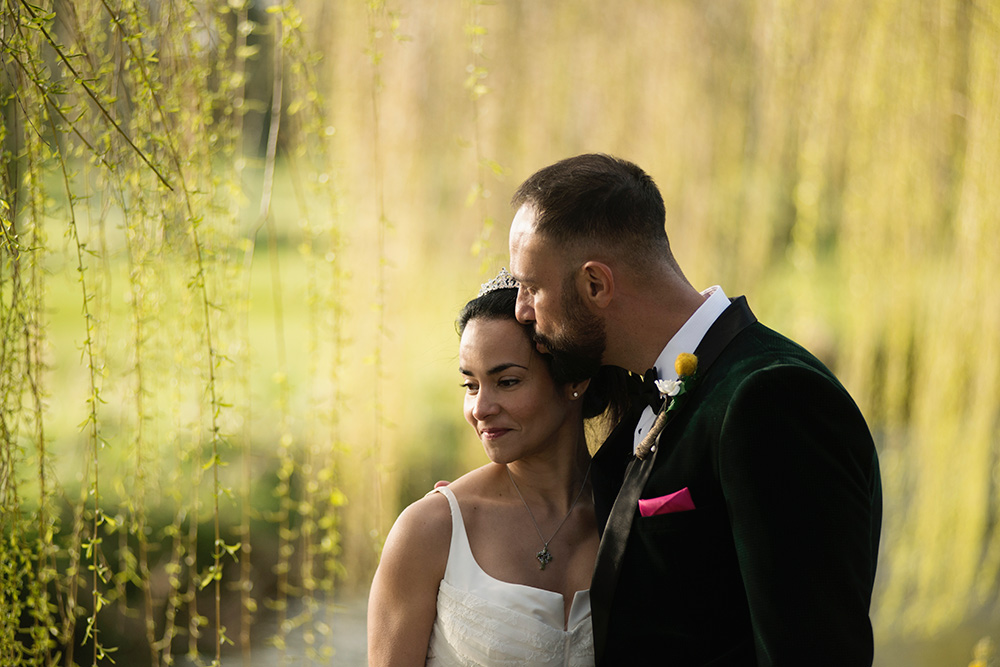 elopement to ireland wedding in kilkea castle