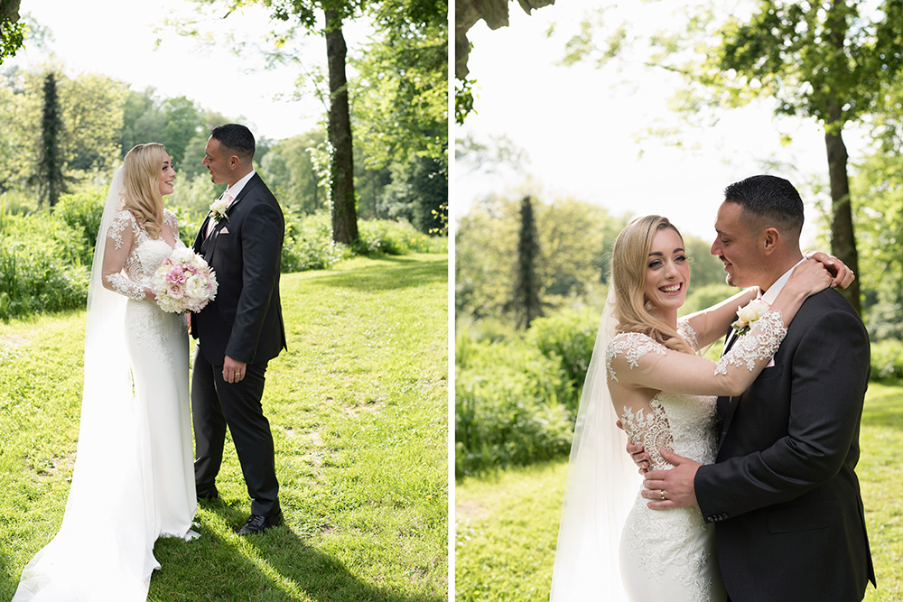 recommended wedding photographers druids glen