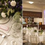 keadeen hotel wedding tables