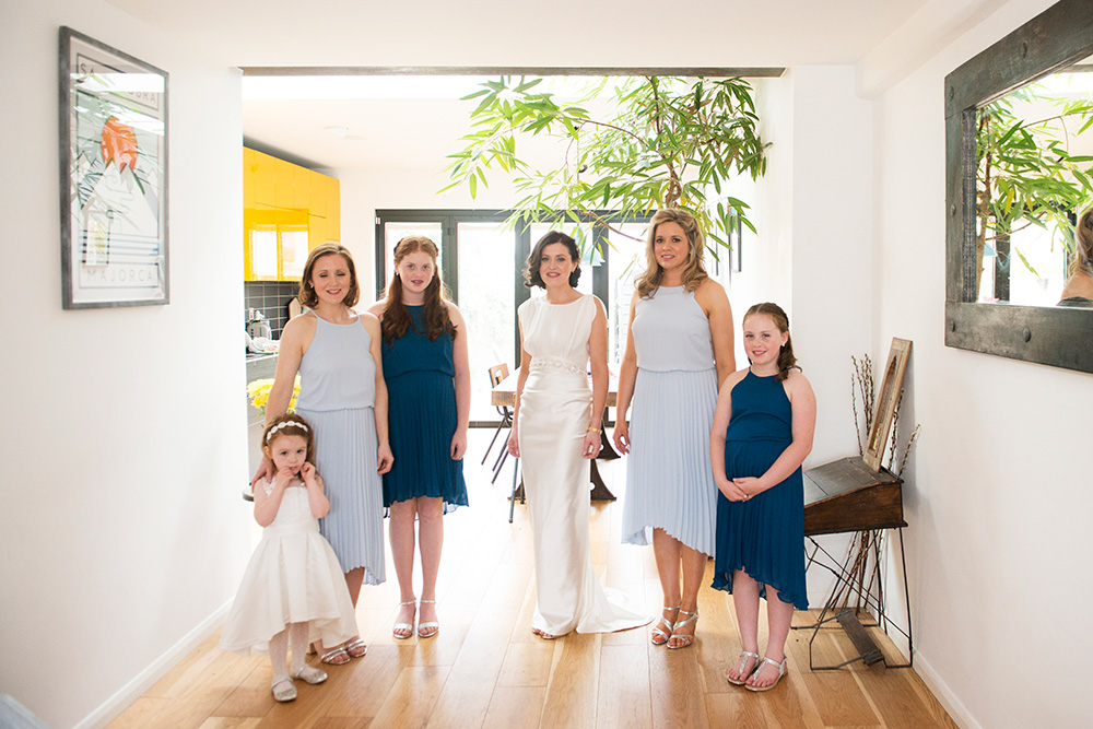 natural style irish wedding photographer