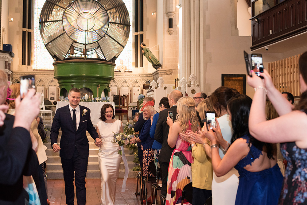 getting married at maritime museum of ireland