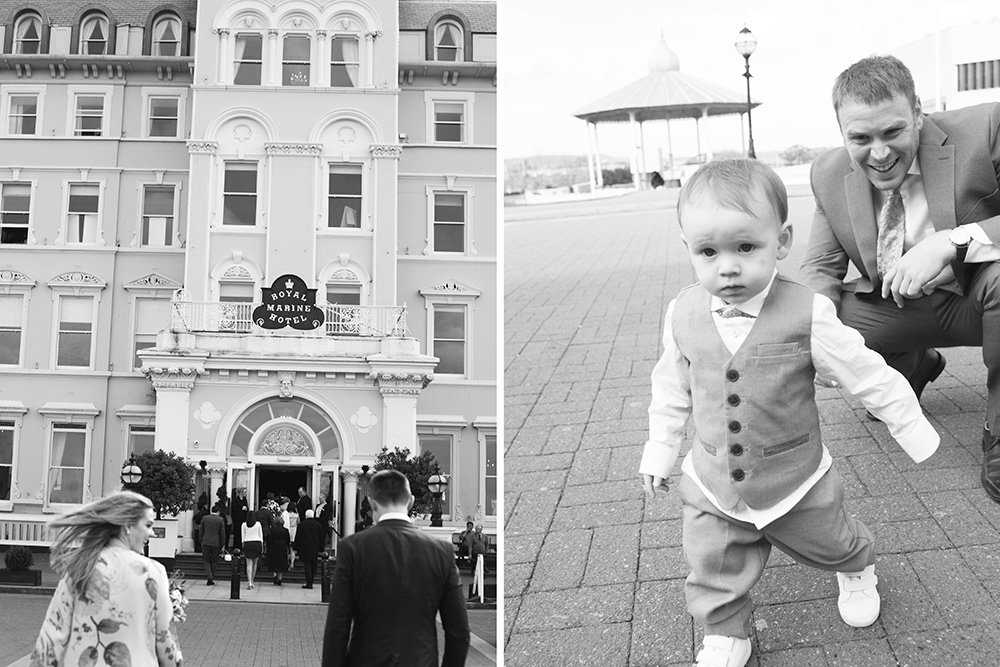 royal marine hotel wedding