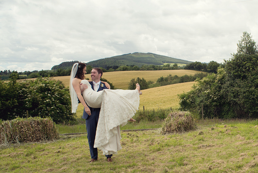 wicklow landscape for wedding at summerhill house hotel