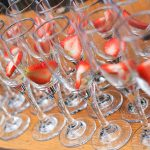 drinks reception summerhill house hotel wedding