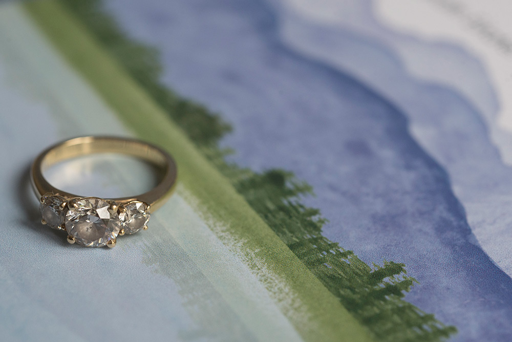 engagement ring styles in ireland
