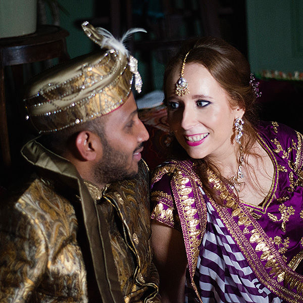 indian style wedding in wicklow