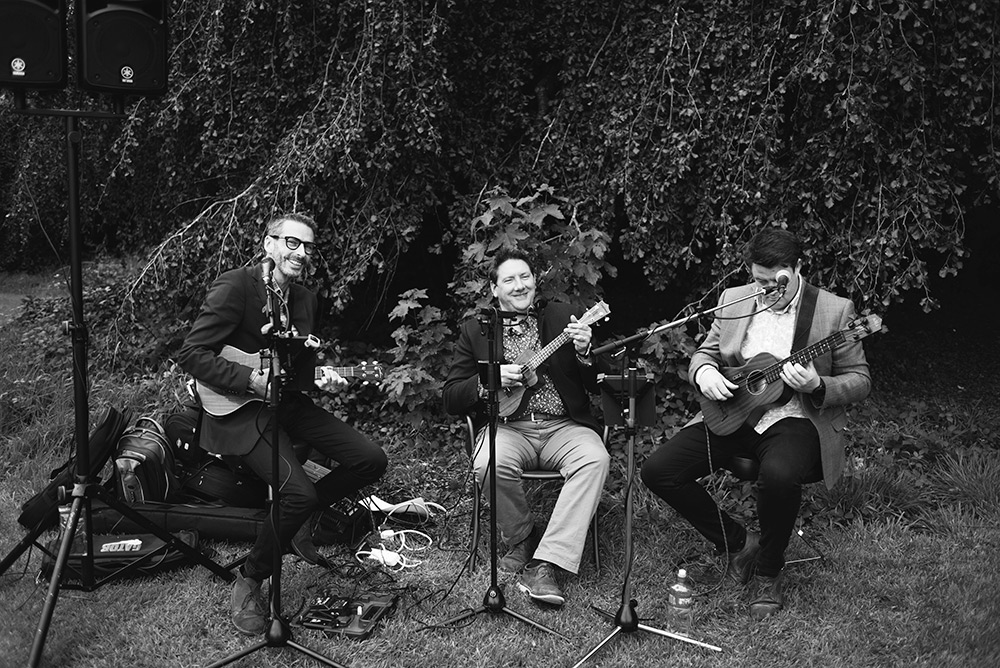 the kooky ukes wedding bellinter house