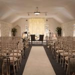 the ceremony room at rathsallagh house hotel