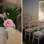 ceremony venue chapel at rathsallagh house hotel