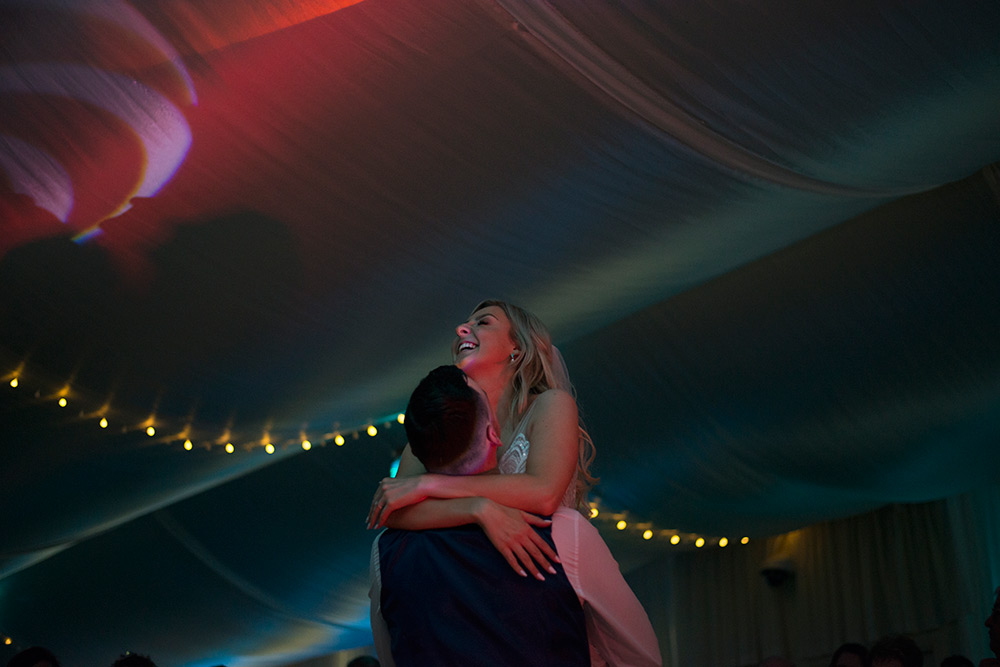 late night coverage wedding at rathsallagh house hotel