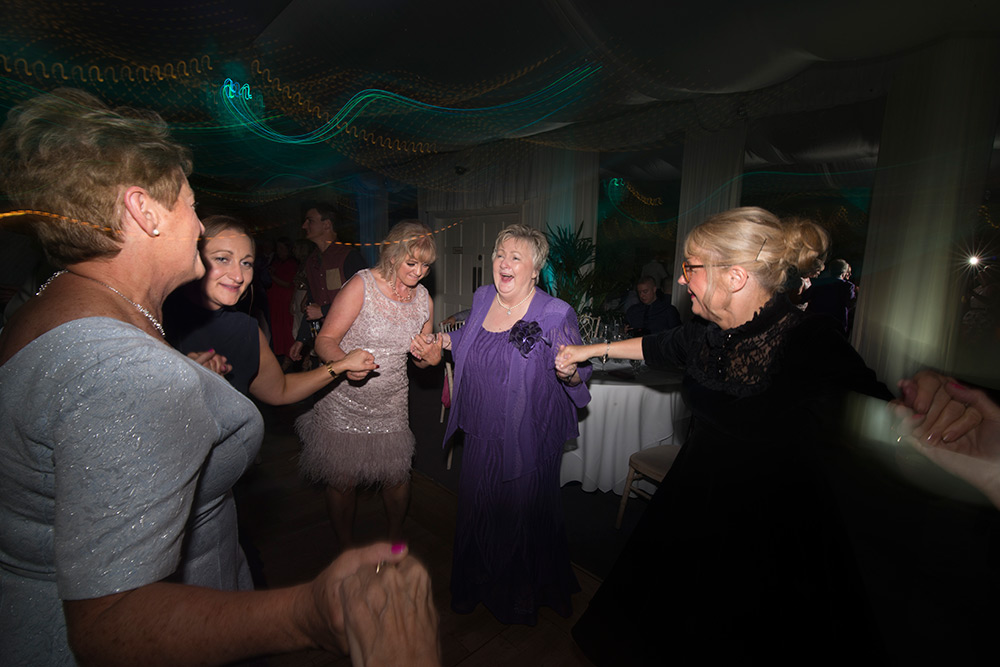 dancing photos rathsallagh house hotel