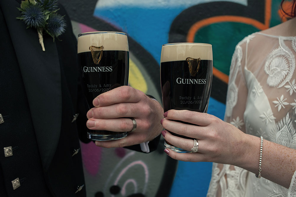 Couple_Photography_Covid_Micro_Wedding_Guinness-Pints