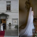 winter wedding tankardstown house
