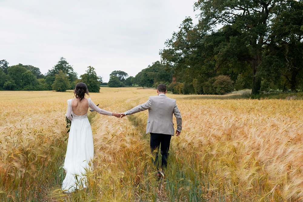 county wedding in wexford wells house
