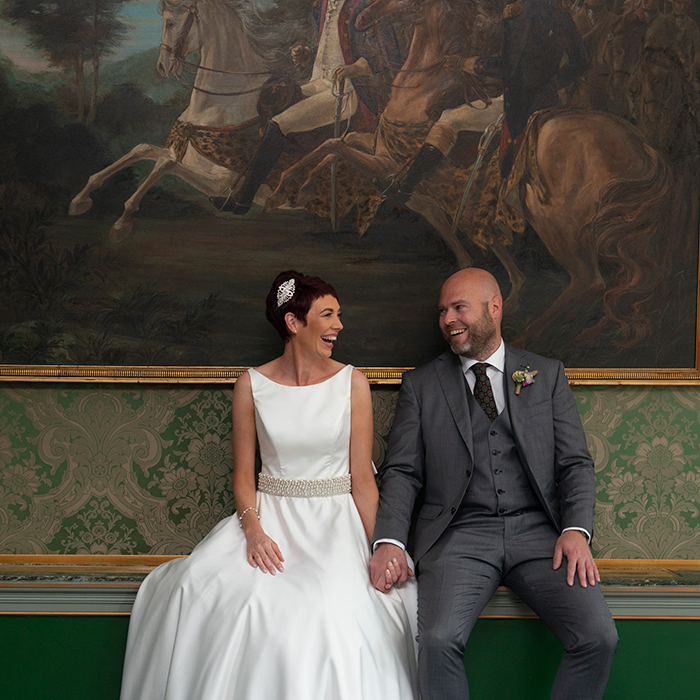 wedding at the shelbourne hotel